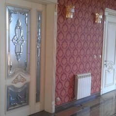 Витраж в двери №10