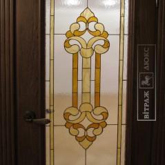 Витраж в двери №30