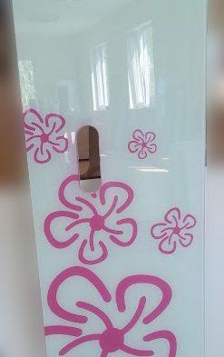 Покраска на стекле №19