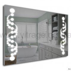 Зеркало с подсветкой 8