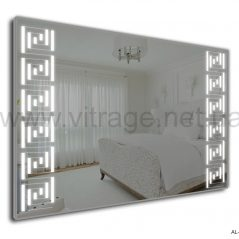 Зеркало с подсветкой 10