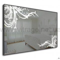 Зеркало с подсветкой 11